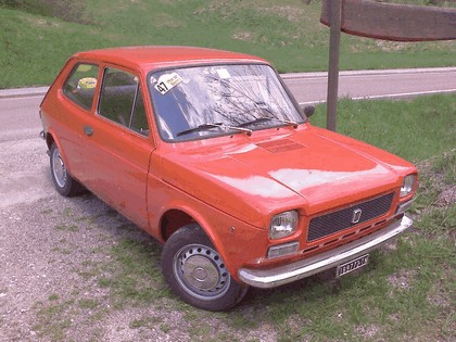 1971 Fiat 127 3