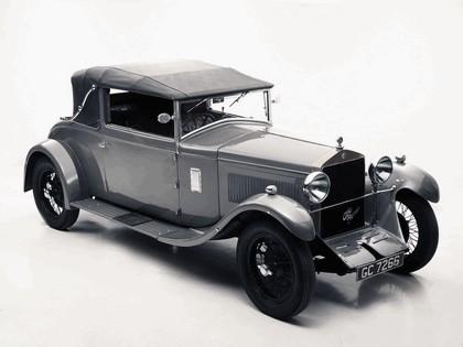1929 Alfa Romeo 6C 1750 Turismo Drophead coupé 1