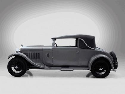 1929 Alfa Romeo 6C 1750 Turismo Drophead coupé 2