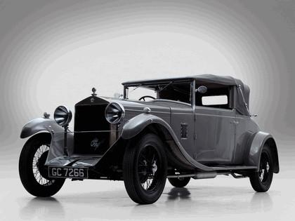 1929 Alfa Romeo 6C 1750 Turismo Drophead coupé 3