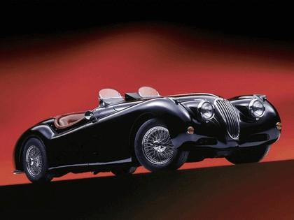 1954 Jaguar XK 140 roadster 4