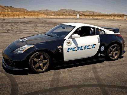 2007 Nissan 350Z ( 33Z ) - Japanese Police car 1