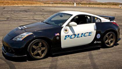 2007 Nissan 350Z ( 33Z ) - Japanese Police car 3