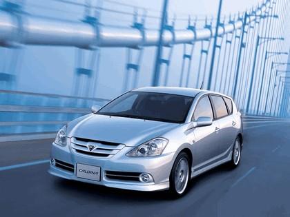 2002 Toyota Caldina 240 2