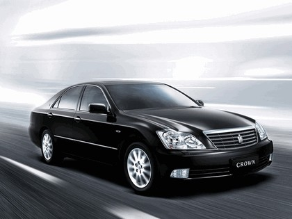 2008 Toyota Crown Royal S180 1