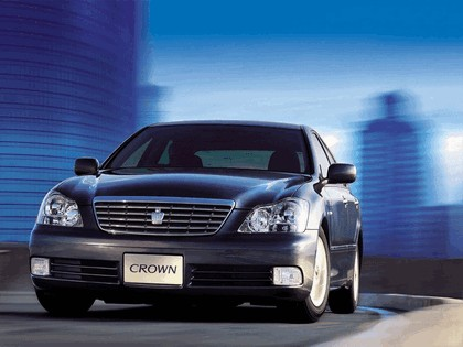 2008 Toyota Crown Royal S180 2