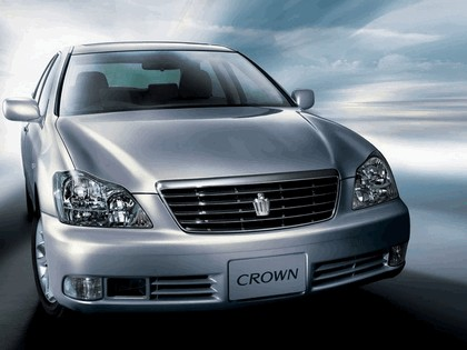 2008 Toyota Crown Royal S180 3
