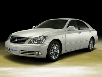 2008 Toyota Crown Royal S180 4