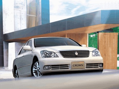 2008 Toyota Crown Royal S180 5