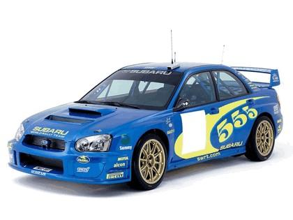 2003 Subaru Impreza WRC 1