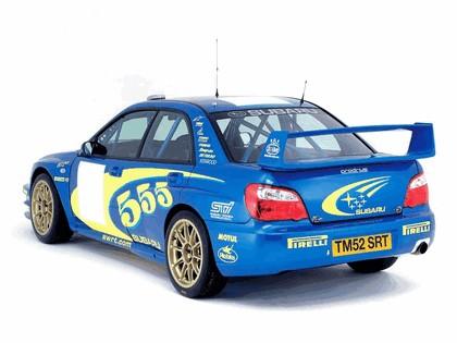 2003 Subaru Impreza WRC 2