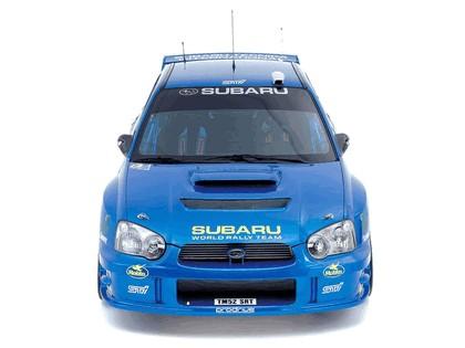 2003 Subaru Impreza WRC 5