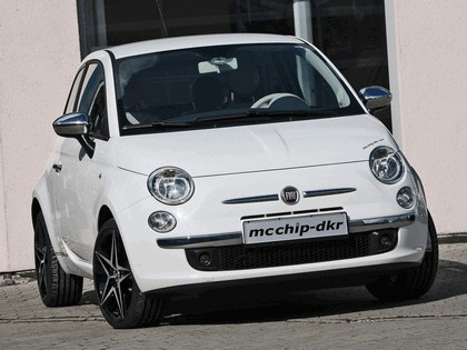 2009 Fiat 500 by Mc Chip-Dkr 1