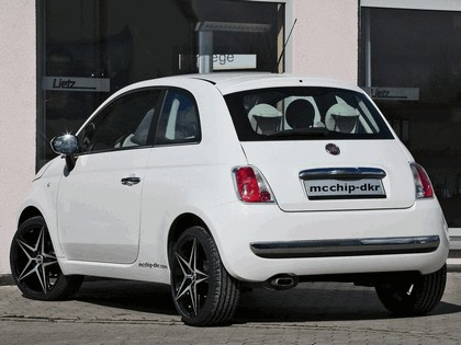 2009 Fiat 500 by Mc Chip-Dkr 2