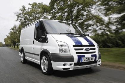2009 Ford Transit SportVan limited edition 1