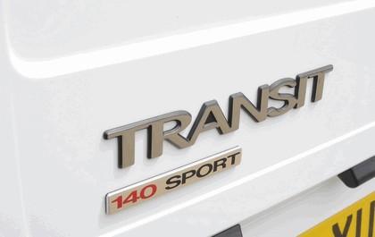 2009 Ford Transit SportVan limited edition 6
