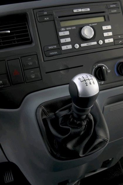 2009 Ford Transit SportVan limited edition 8