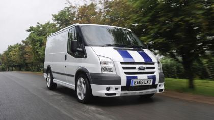 2009 Ford Transit SportVan limited edition 6