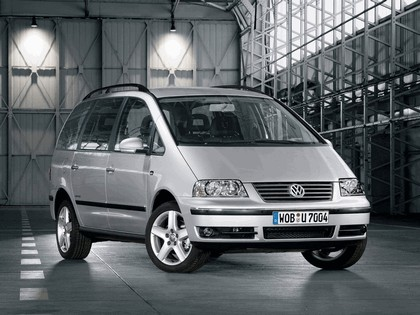 2007 Volkswagen Sharan United 1