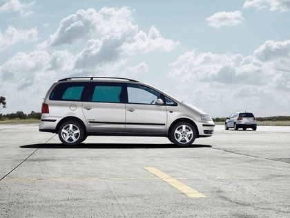 2007 Volkswagen Sharan United 2