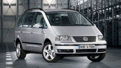2007 Volkswagen Sharan United 6