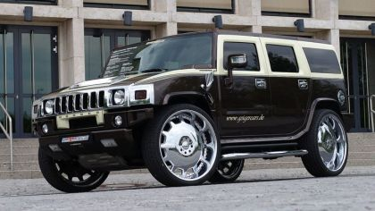 2009 Hummer H2 Latte macchiato by GeigerCars 9