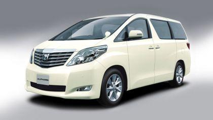 2008 Toyota Alphard 1