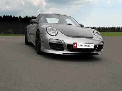 2008 Porsche 911 ( 997 ) Carrera by Mansory 6