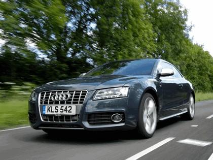 2008 Audi S5 coupé - UK version 1