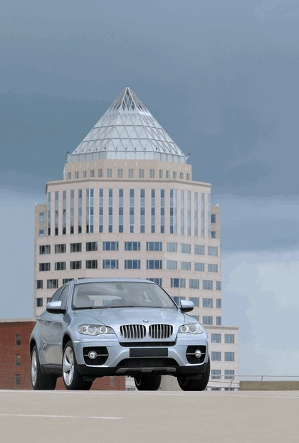 2009 BMW X6 ActiveHybrid 9