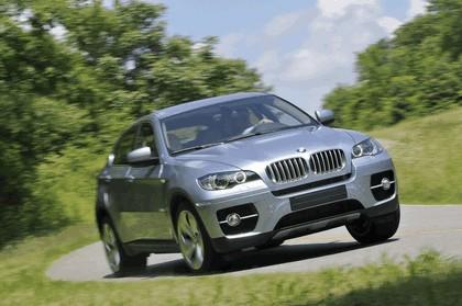 2009 BMW X6 ActiveHybrid 14