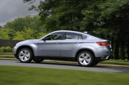 2009 BMW X6 ActiveHybrid 38