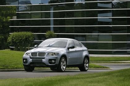 2009 BMW X6 ActiveHybrid 41