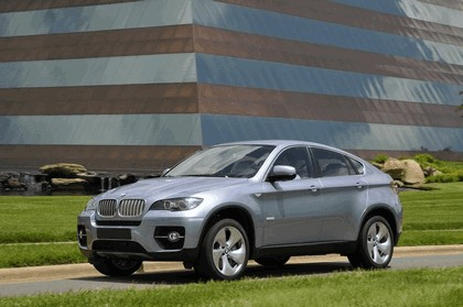 2009 BMW X6 ActiveHybrid 44