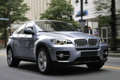 2009 BMW X6 ActiveHybrid 46