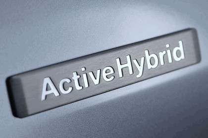 2009 BMW X6 ActiveHybrid 53