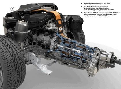 2009 BMW X6 ActiveHybrid 78
