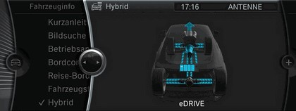 2009 BMW X6 ActiveHybrid 85