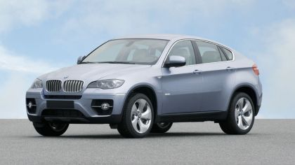 2009 BMW X6 ActiveHybrid 1