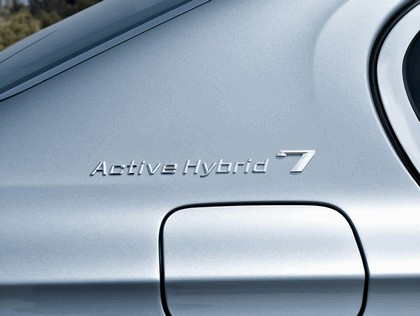 2009 BMW 7er ActiveHybrid 17