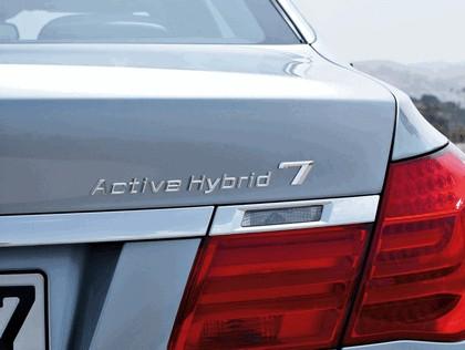2009 BMW 7er ActiveHybrid 18
