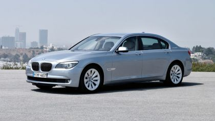 2009 BMW 7er ActiveHybrid 9