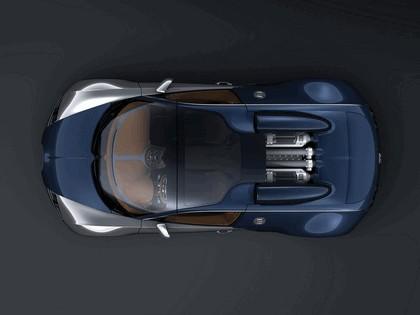 2009 Bugatti Veyron Grand Sport Sang bleu 1