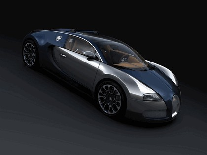 2009 Bugatti Veyron Grand Sport Sang bleu 4