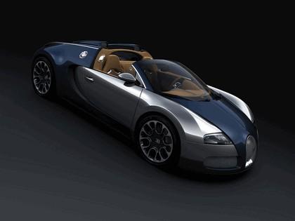 2009 Bugatti Veyron Grand Sport Sang bleu 5