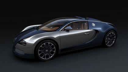 2009 Bugatti Veyron Grand Sport Sang bleu 2