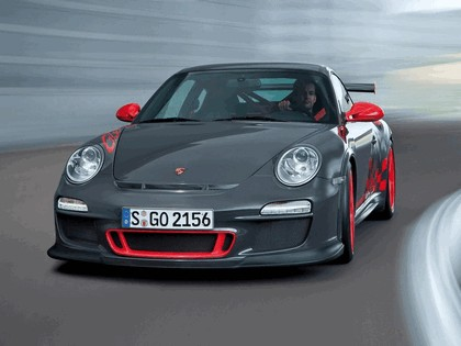 2009 Porsche 911 ( 997 ) GT3 RS 2