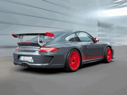 2009 Porsche 911 ( 997 ) GT3 RS 4