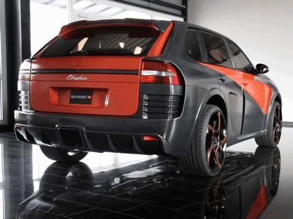 2009 Porsche Cayenne ( 957 ) Chopster by Mansory 2