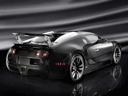 2009 Bugatti Veyron Linea Vincerò by Mansory 2